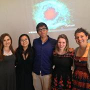 Lehigh University Sociology and Anthropology - BA students posing