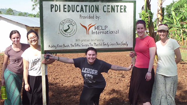 Lehigh University Sociology and Anthropology - SDEV Uganda Project 2014
